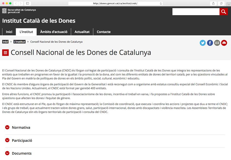 Consell de Dones de la Ciutat de Barcelona