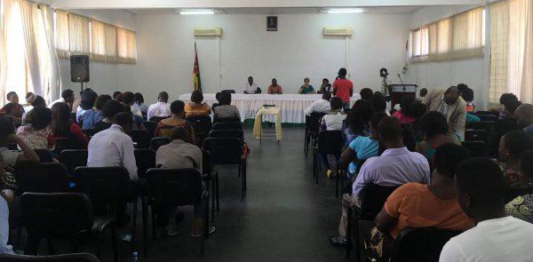 Reflexions i sensibilització al III Fòrum provincial contra les violències de gènere d'Inhambane
