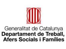 Departament de Treball, Afers Socials i Famílies de la Generalitat de Catalunya