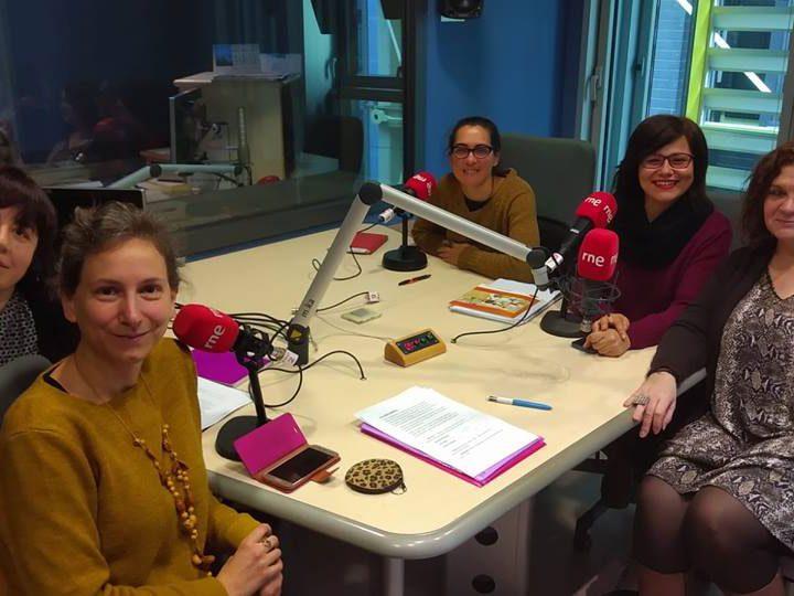 RADIO: Feminismos en Radio 4 – Dar voz a las mujeres 28 feb. 2019