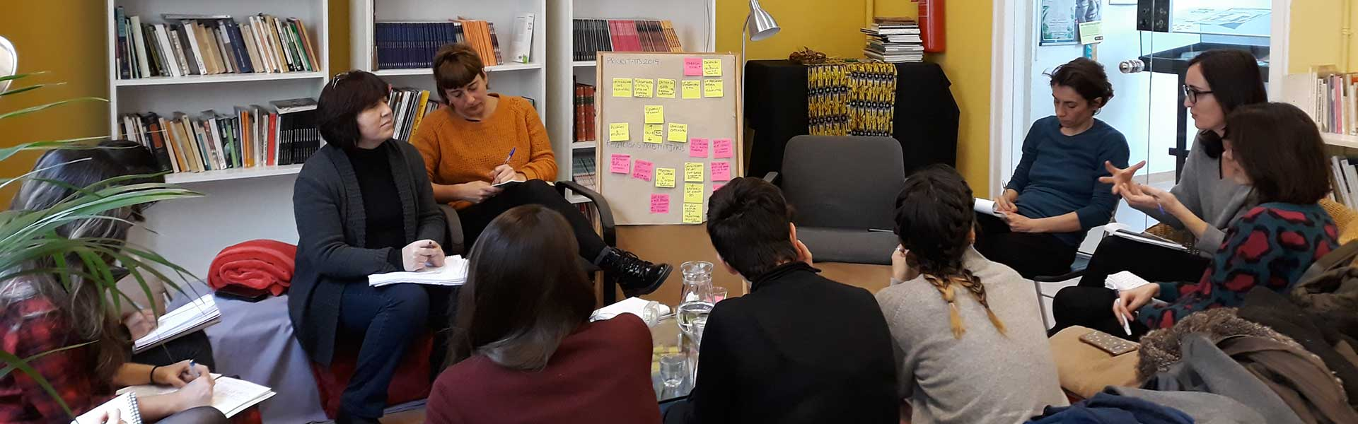 OE3 La comunicació com a estratègia per aconseguir l'equitat de gènere