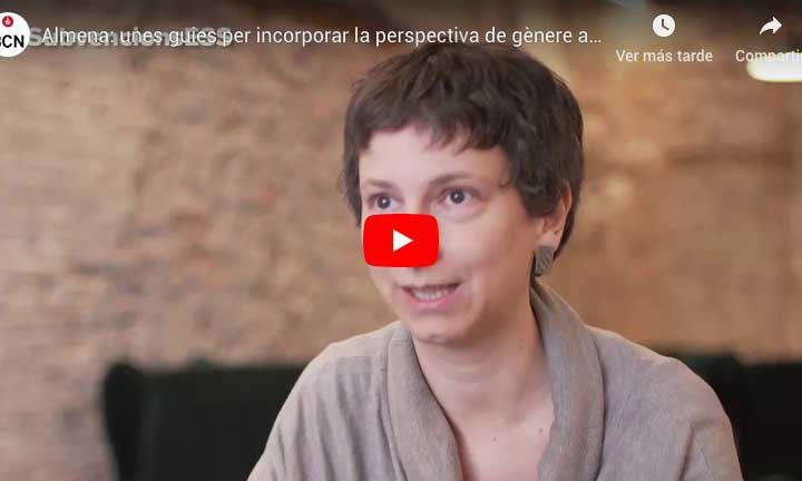 VIDEO: Feminisme i ESS: l'experiència d'Almena