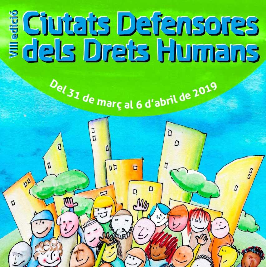 """Continguts comunicatius per a """"Ciutats Defensores dels Drets Humans"""""""