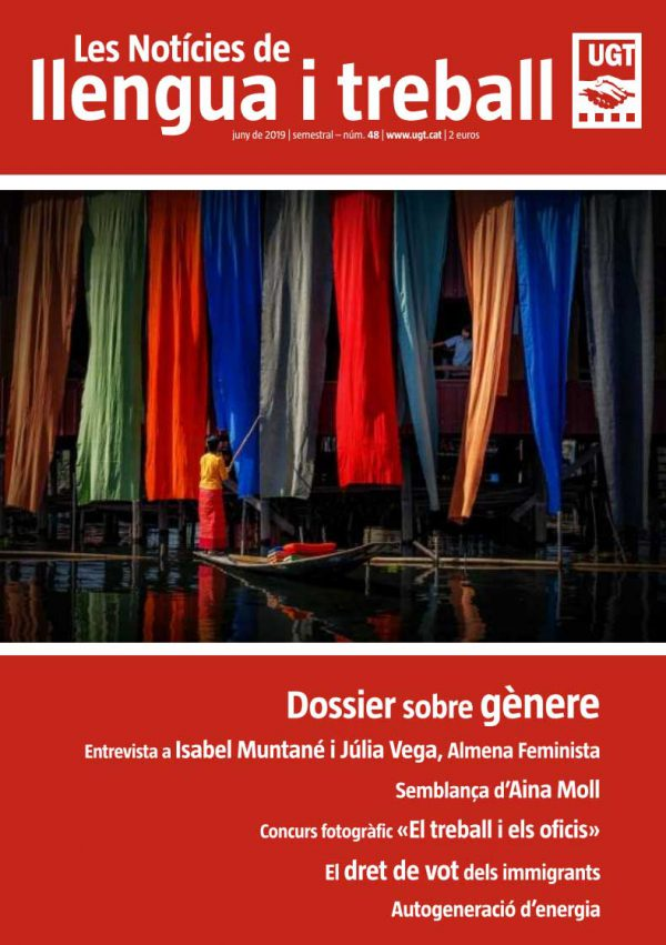 PREMSA: Les notícies de llengua i treball (UGT)
