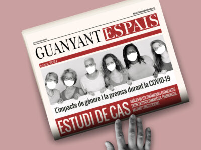Guanyant espais: l'impacte de gènere i la premsa durant la Covid-19