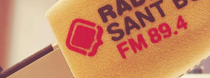 RÀDIO: 8-3-2021 Entrevista a l'Espai Solidari de Ràdio Sant Boi